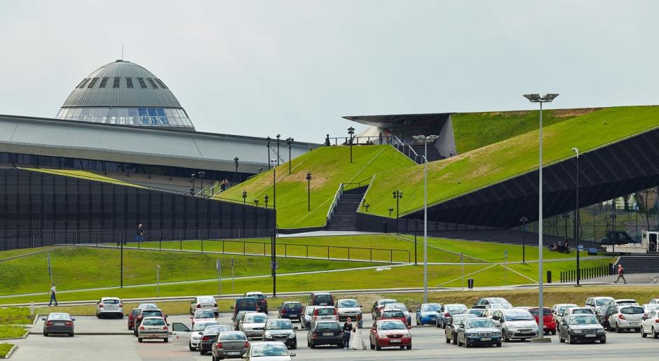 Wybrano koncepcję parkingu w Strefie Kultury w Katowicach