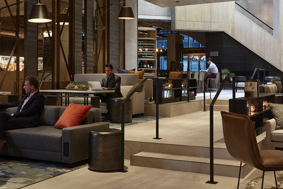 Hotel w wersji beta? Tak Marriott testuje innowacyjne rozwiązania