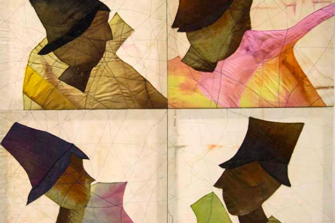 Odważne i eksperymentalne. Tkaniny artystyczne młodych twórców w Muzeum Włókiennictwa