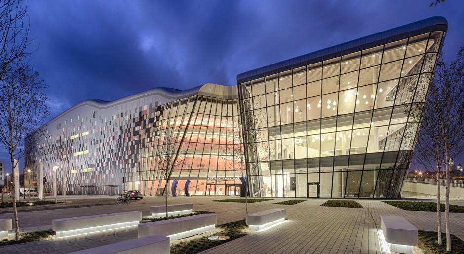 Krakowskie ICE od frontu - tak stworzono niezwykłą fasadę