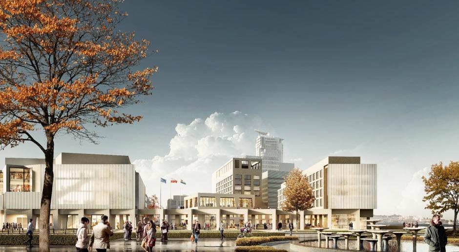 JEMS Architekci tchną życie w nowy etap Gdyni Waterfront
