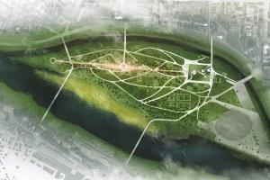 Wyspa Nauki w Kownie - taki pomysł miał polski projektant