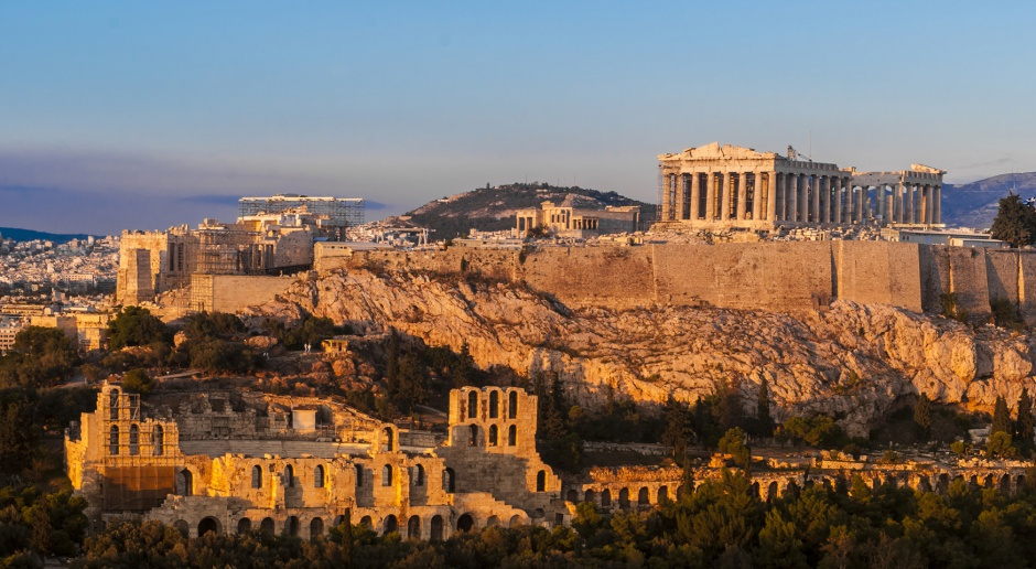 Design pod Akropolem