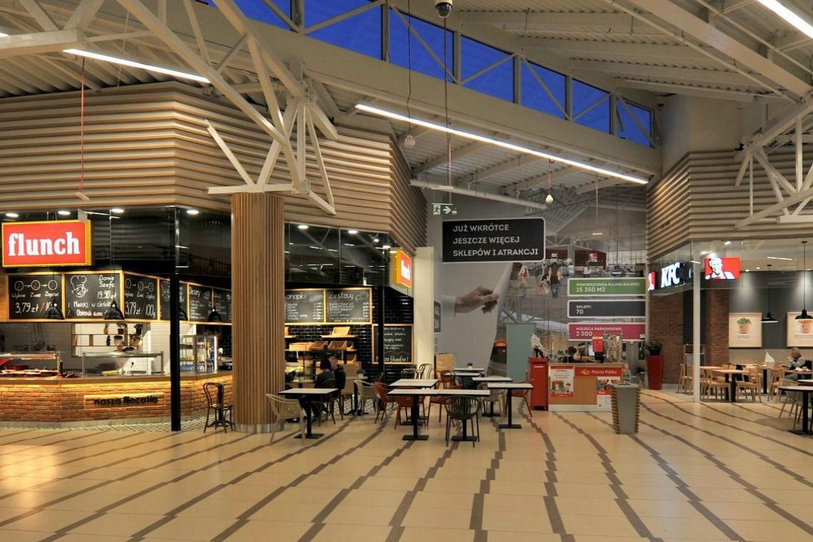 Tak Tremend zmienia Centrum Handlowe Auchan Gdańsk