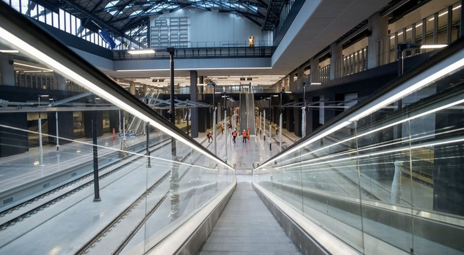 Dworzec Łódź Fabryczna na finiszu. Co nas czeka?