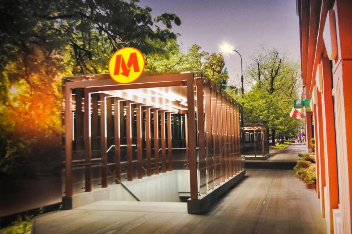 W listopadzie zacznie się budowa metra na Woli