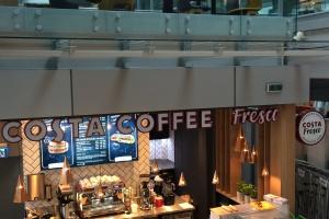 Nowy format Costa Coffee Fresco już w Polsce