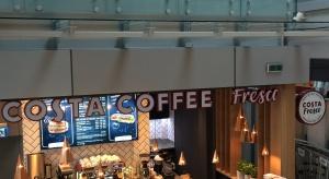 Sieć kawiarni stawia na nowy format. To Costa Coffee Fresco