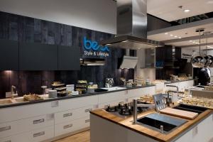 Showroom Comitor stawia na nowatorskie podejście do kuchni