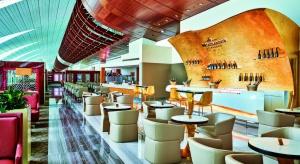 Luksus na lotnisku? Tylko w Dubaju
