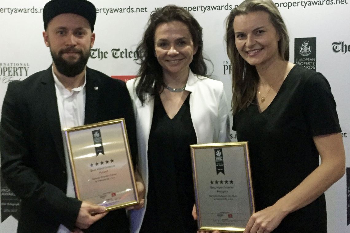 Polska pracownia Tremend nagrodzona w Londynie