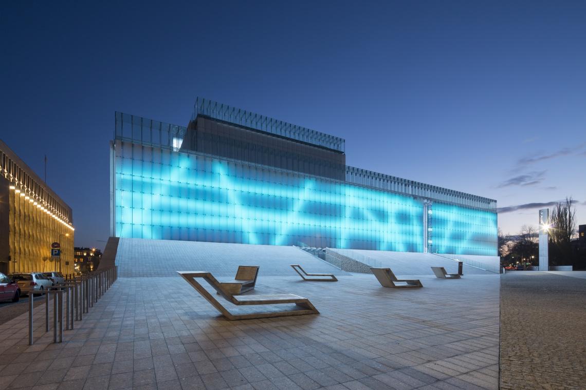 Szkło wpisane w architekturę miast