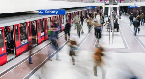 Pięć pracowni w konkursie na projekt trzeciego odcinka II linii metra na Bemowie