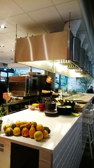 Zjawiskowa restauracja w nowej Hali Koszyki
