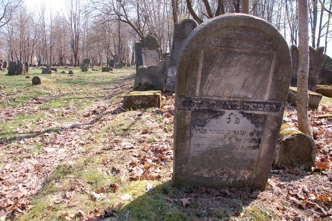 Cmentarz Żydowski w Tarnowie przechodzi najpoważniejszą renowację w swojej historii