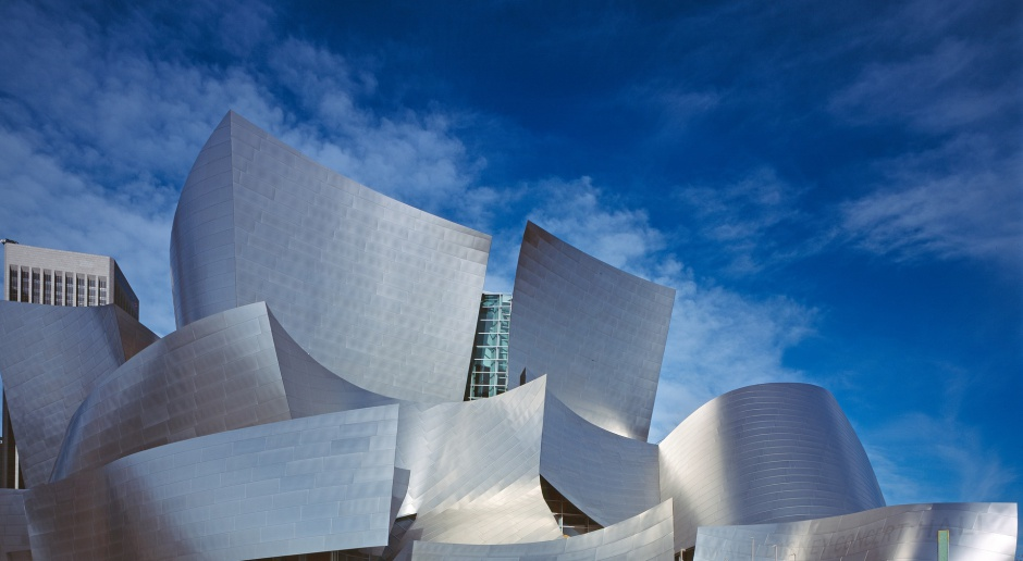 Niezwykłe dzieła Franka Gehry'ego w jednym miejscu