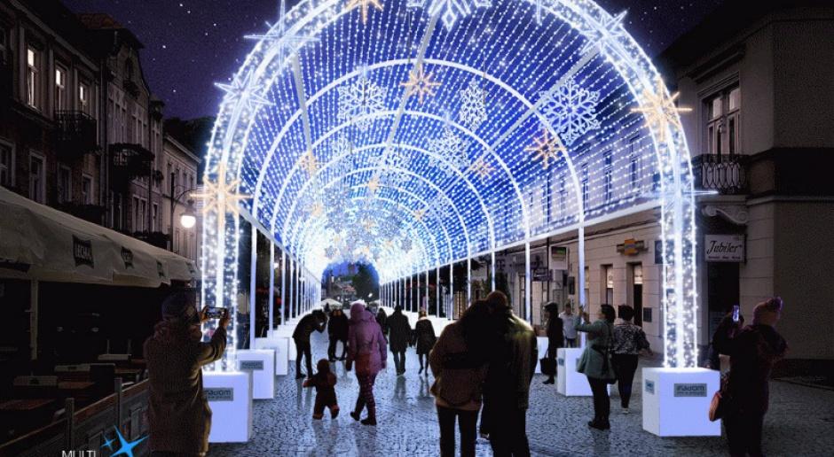 Pod Warszawą powstaje świąteczne imperium
