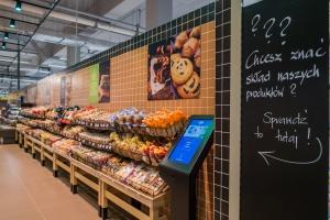 Designerski supermarket w designerskiej galerii?