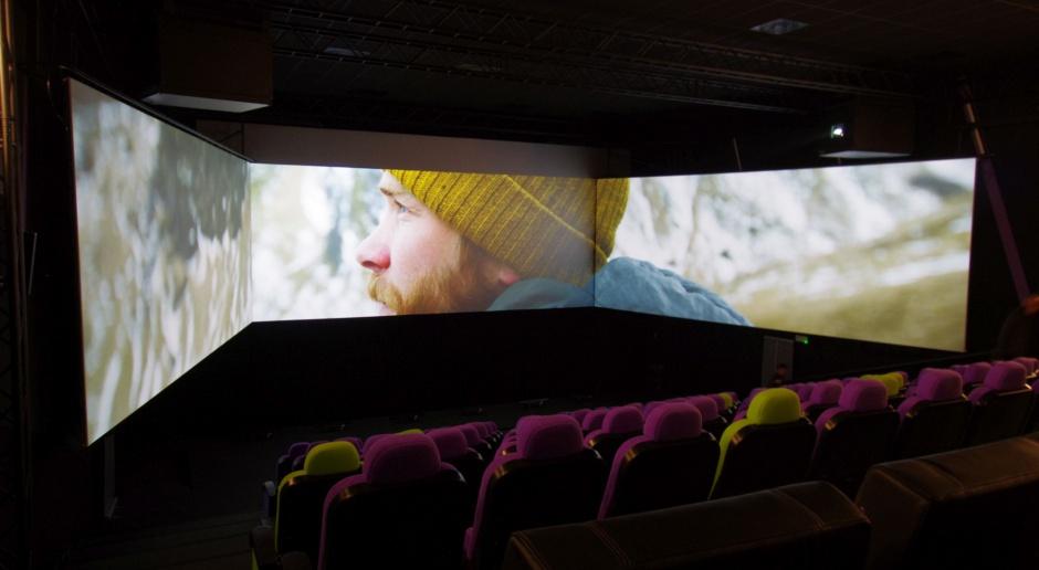 Kino przyszłości w... Cinema3D