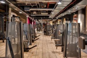W tej siłowni poczujesz się jak w domu. McFit Home of Fitness walczy o nagrodę Property Design Awards