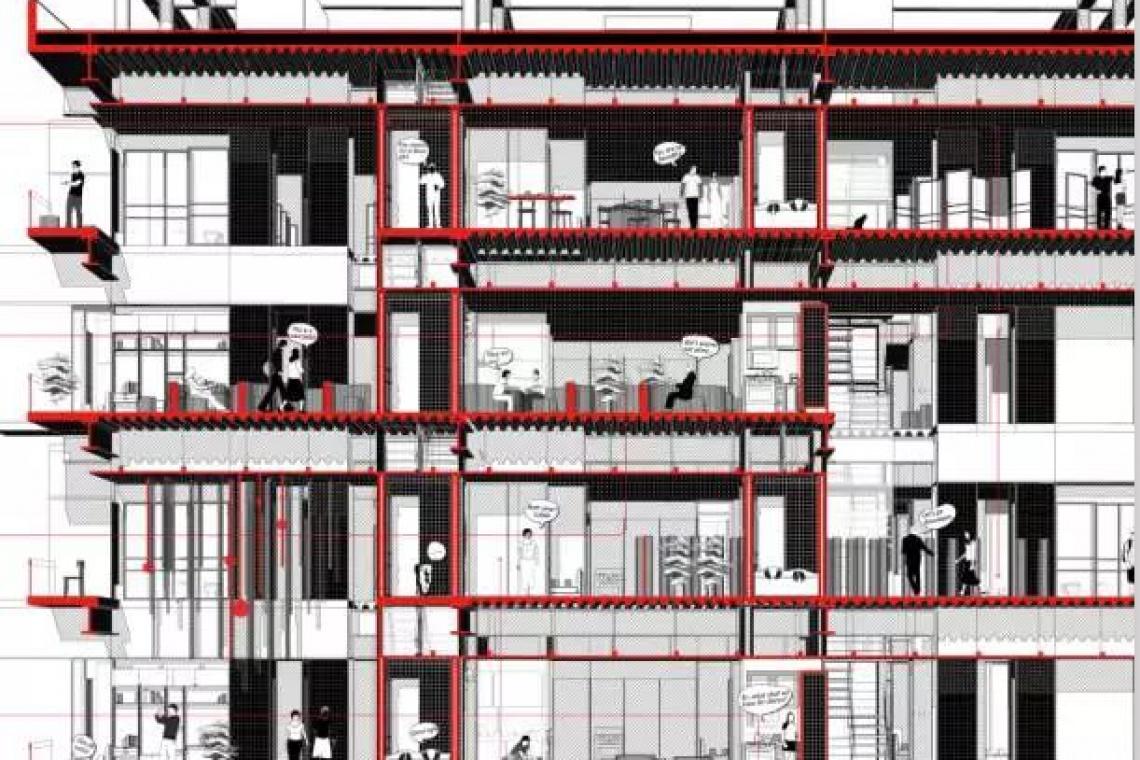 Hotel pełen miłości. Designerska przyszłość czy utopia?