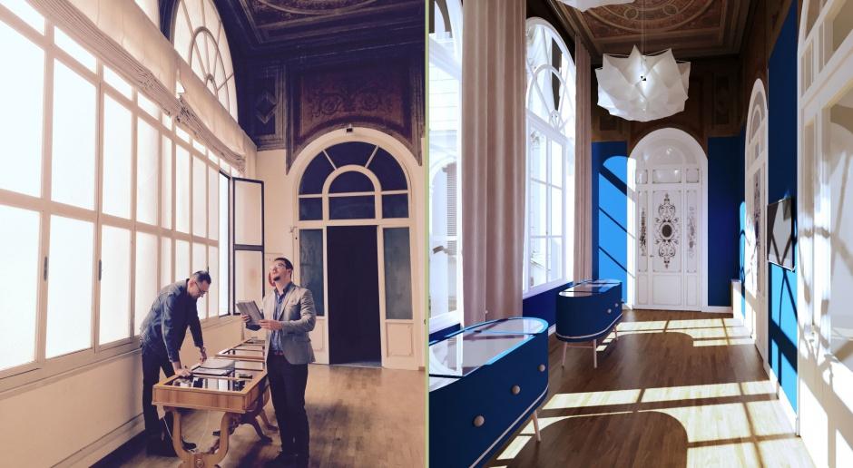 Projektując wnętrza rzymskiego Palazzo – impresje Jana Sikory o włoskim wzornictwie i stylu
