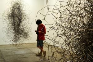 Design a sztuka - wystawa prac Pawła Orłowskiego