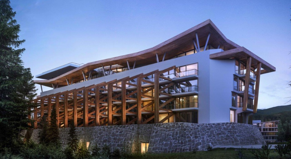 Największa sala konferencyjna na Podhalu prawie gotowa