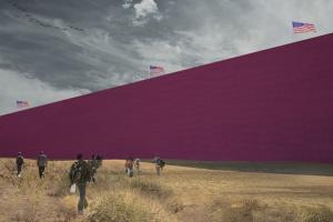 Mur Donalda Trumpa według meksykańskich architektów