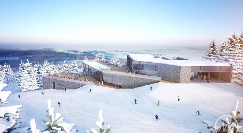 Teraz narty tylko w Polsce! Spektakularna inwestycja w Szczyrku