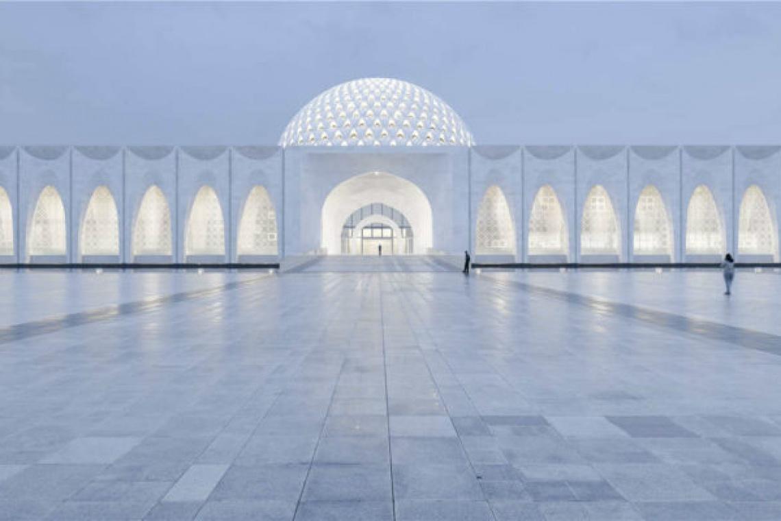 Muzułmańskie klimaty w architekturze