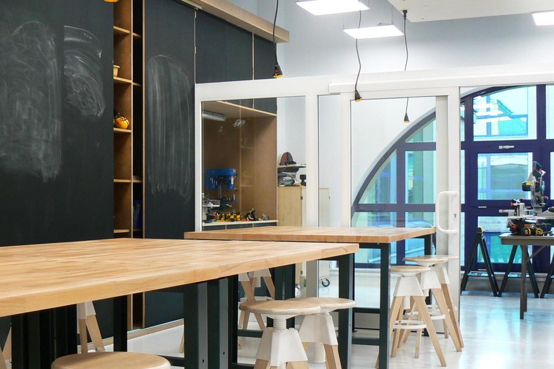 Miejsce do tworzenia. Zobacz Design Center w Warszawie