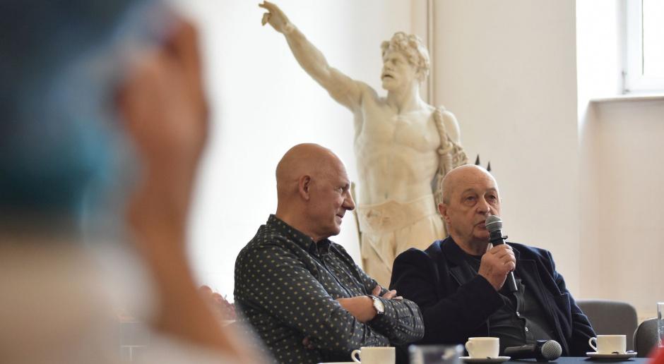 Jacek Damięcki - jeden z najciekawszych warszawskich architektów