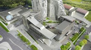Powstaje 18-piętrowy kompleks w Olsztynie