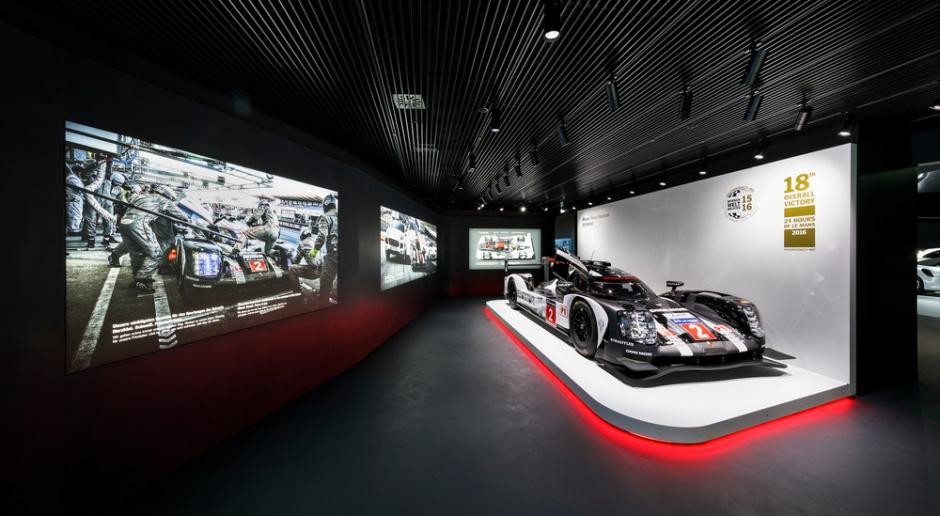 Poczuć sportowy gen marki Porsche