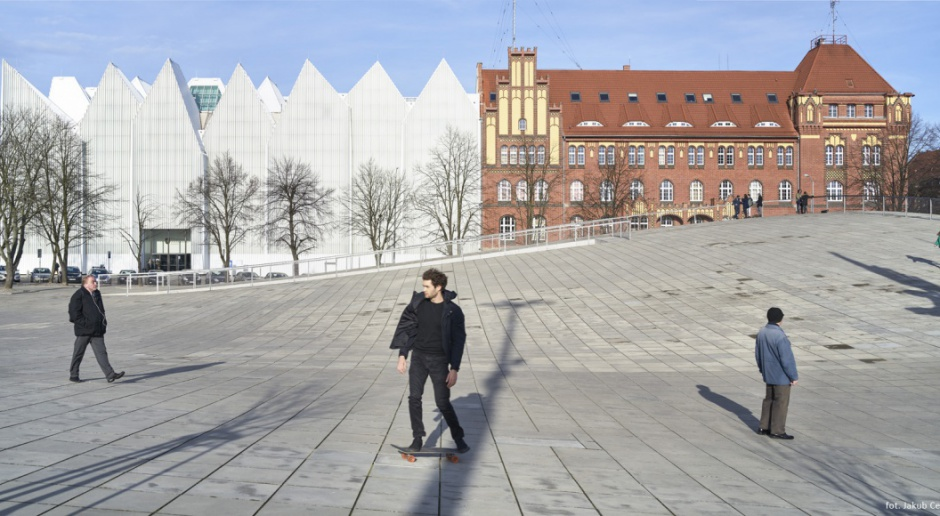 Robert Konieczny zdobywcą nagrody na World Architecture Festival