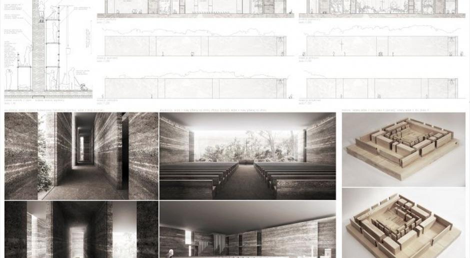 Piękny kościół jest możliwy! 155 prac w konkursie, ale zwycięzca jest jeden