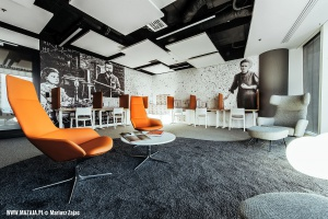 Polskie akcenty w nowoczesnym designie. Biuro JLL z nominacją do Property Design Awards
