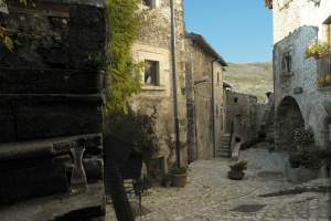Włoska wieś, która jest hotelem. To dzieło prawdziwego pasjonata!