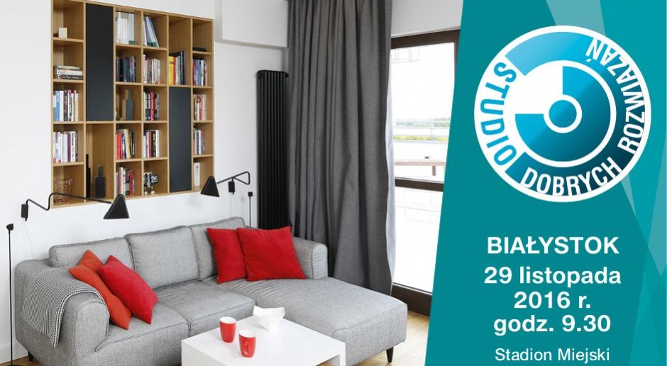 Studio Dobrych Rozwiązań zaprasza jutro do Białegostoku - ostatnia okazja na rejestrację!