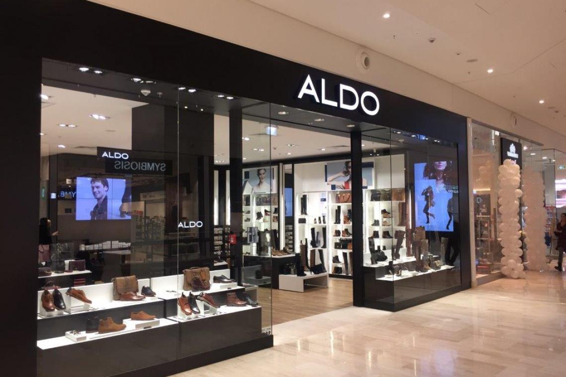 Kolejne salony Aldo według nowego konceptu już gotowe