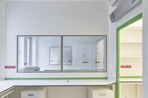 Tak projektowano wnętrza Innowacyjnego Forum Medycznego w Bydgoszczy