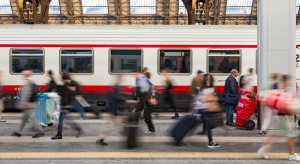 Nowe perony na trasie kolejowej Olsztyn-Iława