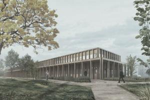 Ośrodek Zdrowia jako budynek pasywny. Projekt Jojko+Nawrocki okazał się najlepszy