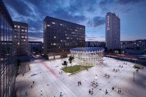 Nowoczesny i inteligentny obiekt w centrum Warszawy. Taka będzie nowa Rotunda