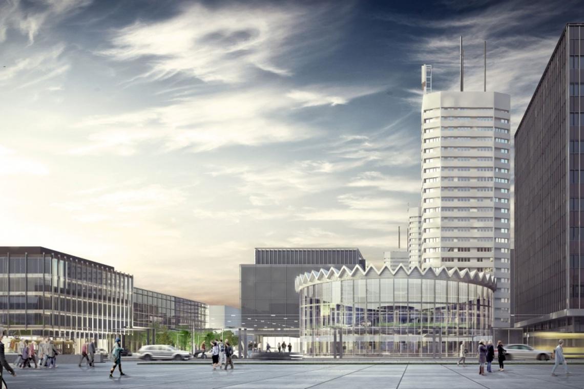 Rotunda do remontu. Centrum Warszawy zmieni się nie do poznania