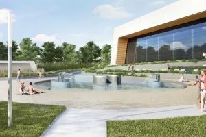 Tak będzie wyglądał nowy aquapark w Szczecinie. Konkurs rozstrzygnięty
