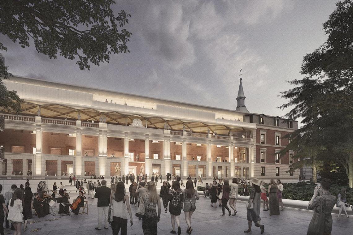 Architekci odmienią hiszpańską ikonę kultury