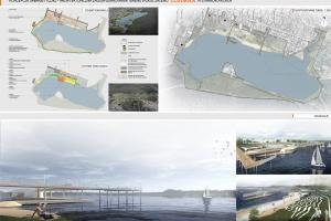 """Zwycięski projekt zagospodarowania terenu wokół zalewu """"Lubianka"""""""