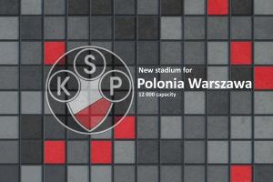 8 pomysłów na Stadion Polonii Warszawa - to dzieła pasjonatów projektowania